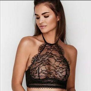 V.S. Very Sexy Lace halter bra